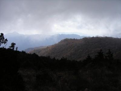 20081029赤石山荘付近から大座礼山を望む.jpg
