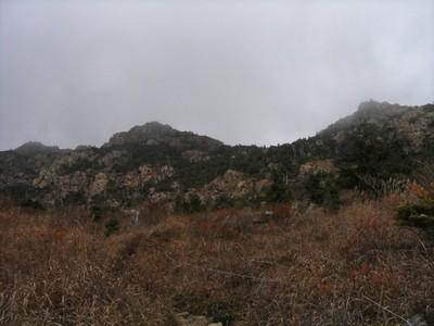 20081029八巻山山頂を望む.jpg